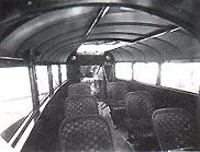 Sikorsky S-38 Interior